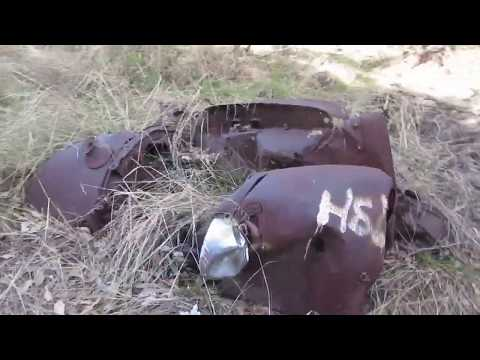 6 Classic Car Wrecks Found, FX Holden, Ford Zephyr, Austin A40 And More