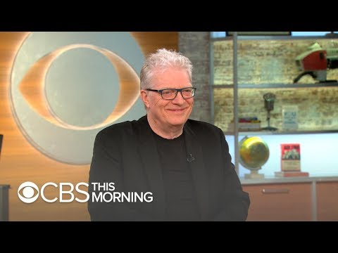 Sir Ken Robinson on how to encourage creativity among students