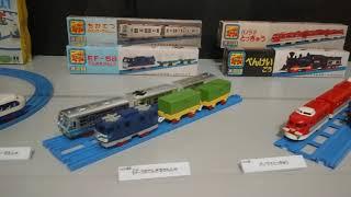 [京都鉄道博物館レポート]新型車両227系1000番台とプラレール展示