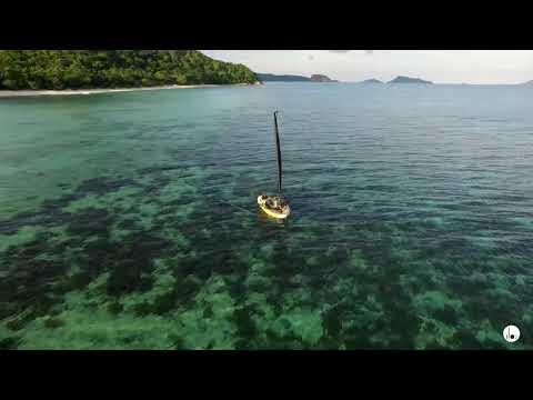 Tiwal rental - Le Voyage d'Ilo   Kids sailing on TIWAL 3 2