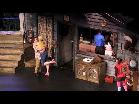 Evil Dead: The Musical @ Emery Entertainment