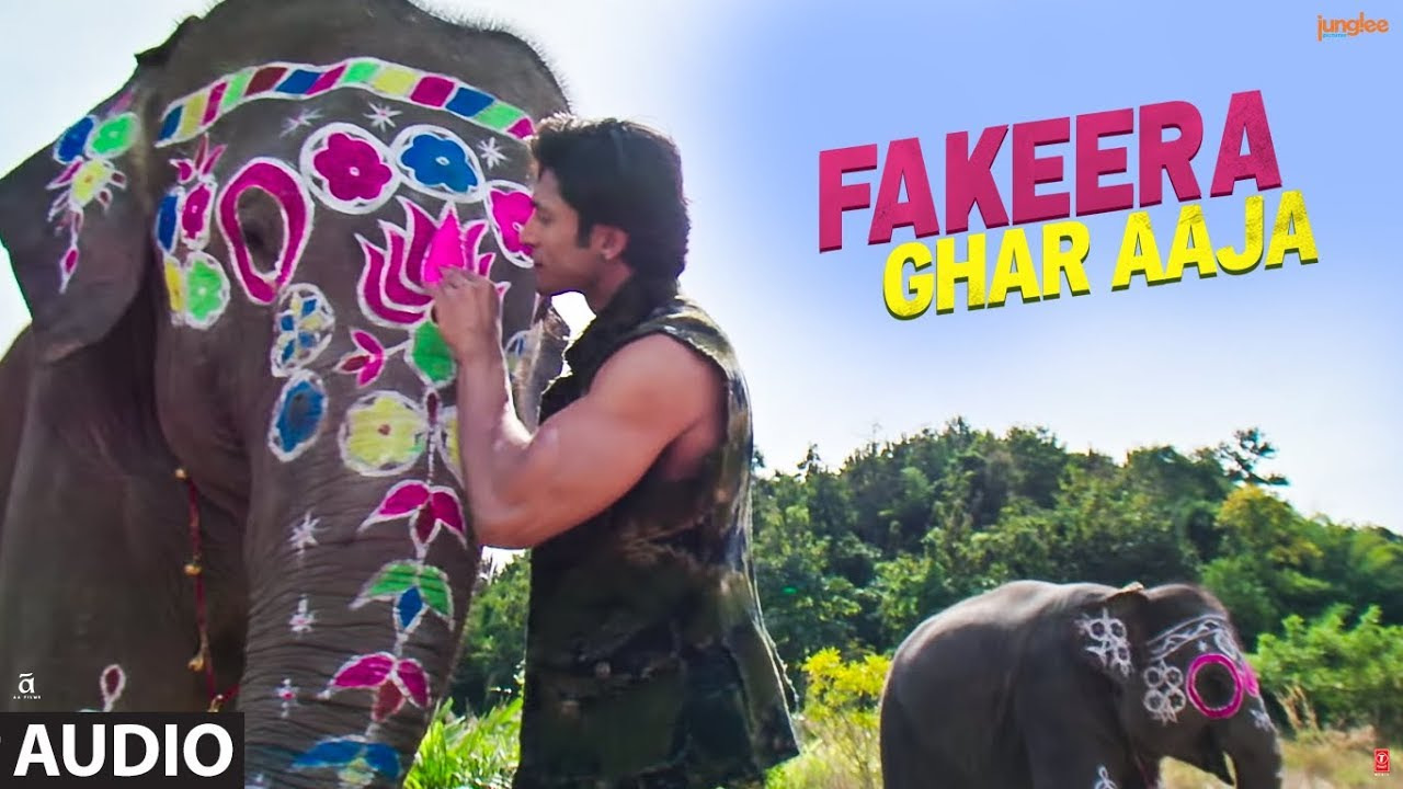 Full audio fakeera ghar aaja junglee vidyut jammwal pooja
