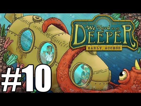 The FGN Crew Plays: We Need to Go Deeper #10 - Job Changes (PC)