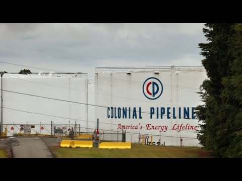 Colonial Pipeline Paid Ransom To Hackers
