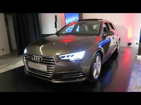 Nouvelle Audi A4 (B9) - Walkaround & Interior - LBA Vids