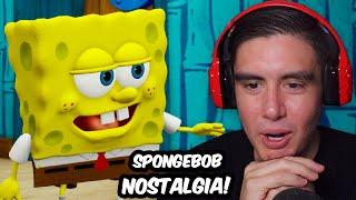RELIVING MY FAVORITE SPONGEBOB EPISODES   Spongebob: The Video Game