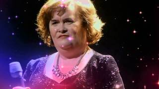 SUSAN BOYLE - Happy Birthday Susan for April 1