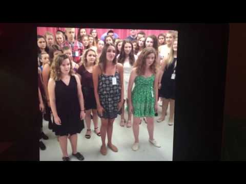Gershwin medley: Broadway Artists Alliance of NYC