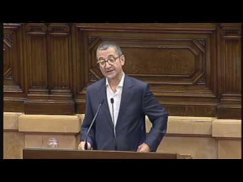 """Jordi Terrades creu que el conseller Rull """"no s'arremanga prou per arribar a acords"""""""