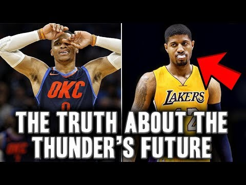 The Truth About The Oklahoma City Thunder's Future | A Big Trade Is Coming?