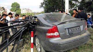 Latest Car Accident of Volvo S80, S60, S40 - Road - Crash - Compilation - Auto - 2016 - 2017 - 2018