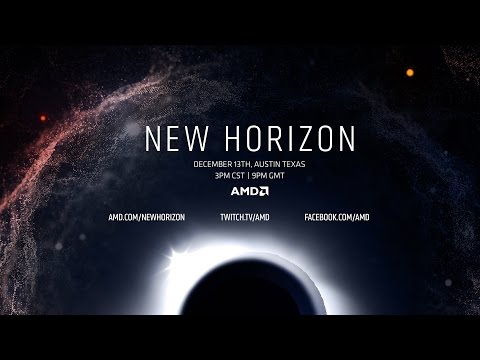 AMD Presents New Horizon