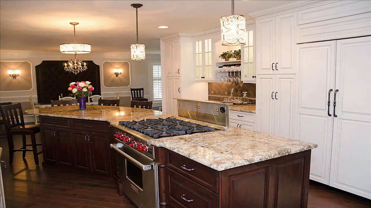 Genial Kitchen Design Island Or Peninsula