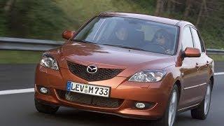 Тест драйв Mazda 3 (2014)