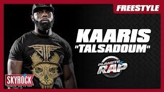 """Freestyle Kaaris """"Talsadoum"""" en live dans Planète Rap !"""