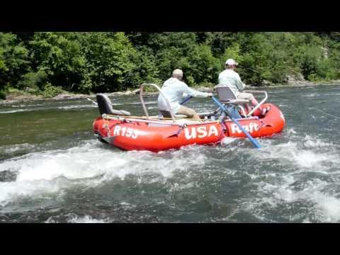 Guided Fishing - USA Raft Adventure Resort