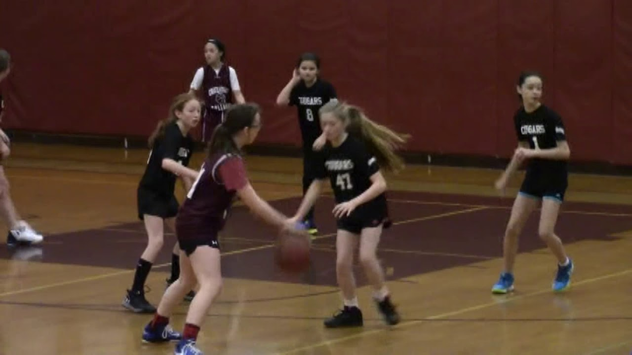 Champlain - Chateaugay 5&6 Girls  2-16-19