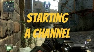 Starting a Channel, 2014 NBA Draft (Black Ops 2 Gameplay)