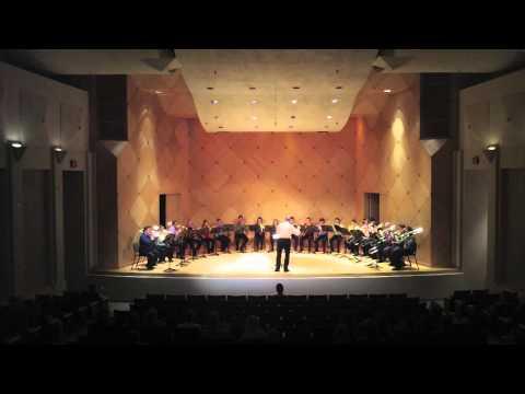 Os justi meditabitur sapientiam - Desert Bones Trombone Choir