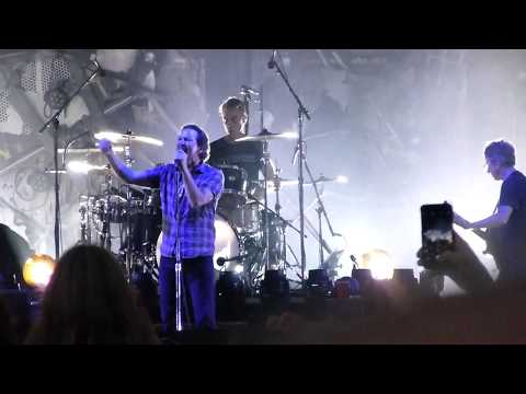 Pearl Jam  Wrigley Field Chicago Live HD HQ Audio 8-18-2018 Wash Live