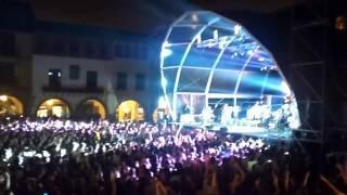 Calle 13. Barcelona 2015. Latinoamerica.