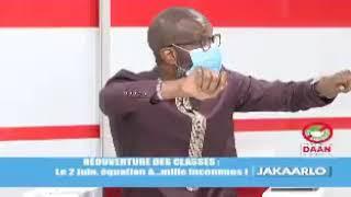 Reprise des cours : Bouba Ndour avait alerté, Macky l'a finalement écouté !