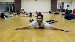 IndYog-Contemporary & Flying Low Workshop in St. Petersburg - Narendra Patil