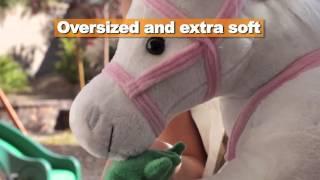 видео Игрушки лошади куклы для девочек купить Санкт-Петербург | Карета для детей цена Москва в интернет-магазине  — Boobasik
