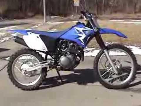 2009 Yamaha TT R230 Test Start 0314