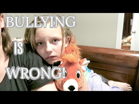 YOUR WORDS MATTER/ BULLYING IS WRONG!