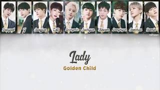 Download Mp3 Golden Child  골든차일드  - Lady Lyrics  Han/rom/eng  Gudang lagu