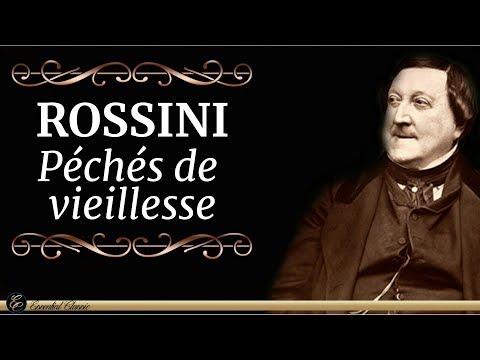 Gioachino Rossini - Péchés de vieillesse (Solo Piano)