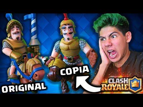 ¡Clash Royale ORIGINAL VS Clash Royale COPIA - ¿Es enserio? - [ANTRAX] ☣