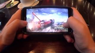 """Танковый Биатлон"" на Android и iOS. Первый взгляд Vspishka.pro"