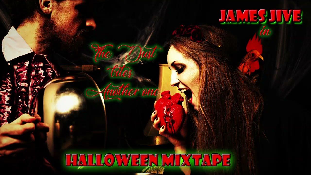 halloween mixtape 2018 - the dust bites another one (vintage beats