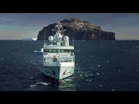 Mapping Out Antarctic's Seafloor | Daily Planet
