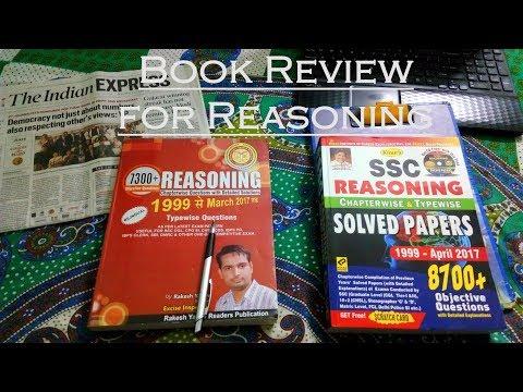 Rakesh Yadav Reasoning   Kiran Chapterwise Reasoning   Book Review For SSC Exam