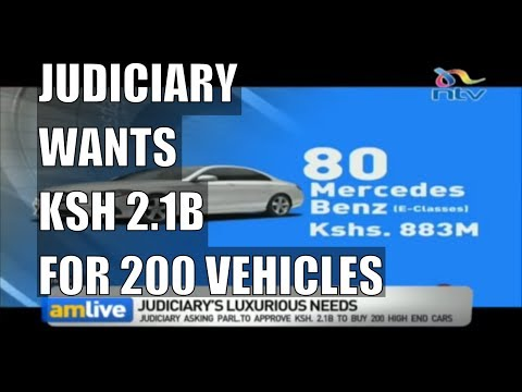 People and politics: Judiciary's luxurious needs || AM Live