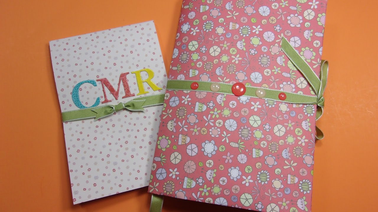Let's Remake a Dollar Tree Planner Into an Organizational Center, Pt 1 by  Crafting For Almost Everyone
