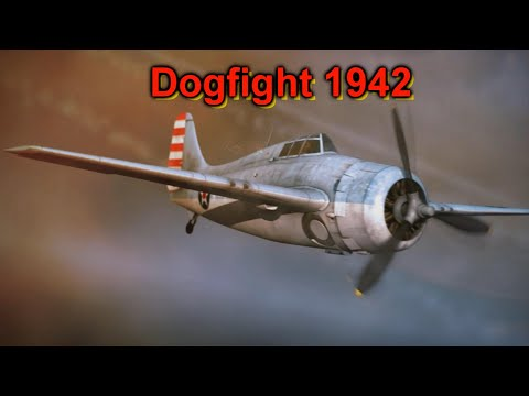 Dogfight 1942 - Act I: The Onslaught - 01 Baptism of Fire - Hard Difficulty - No Commentary |