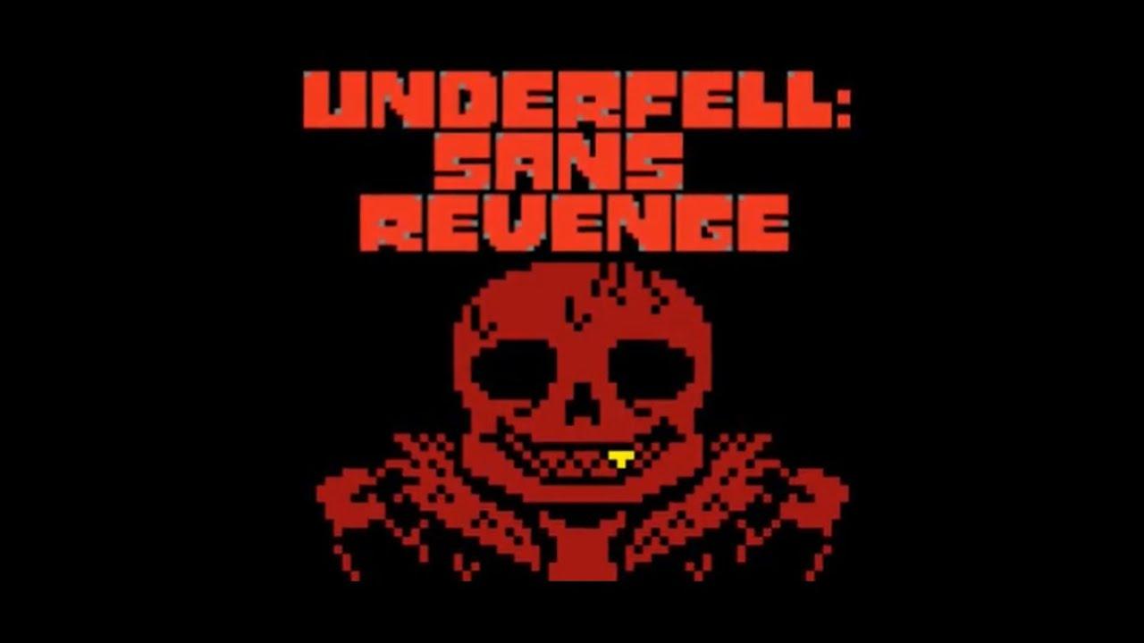 UnderFell Sans Revenge | Undertale FanGame