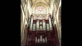 Johann Pachelbel: Ciaccona in d minor / Walter Gatti joue à St.Maclou - Rouen