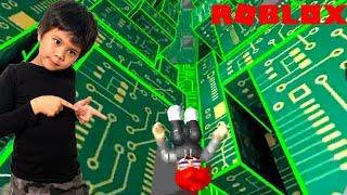I'm A SPEED RUN MASTER (DAD VS SON) Roblox Speed Run 4