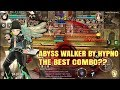 The Real of Abyss Walker, not Abyss RUNNER !! Dragon Nest M SEA