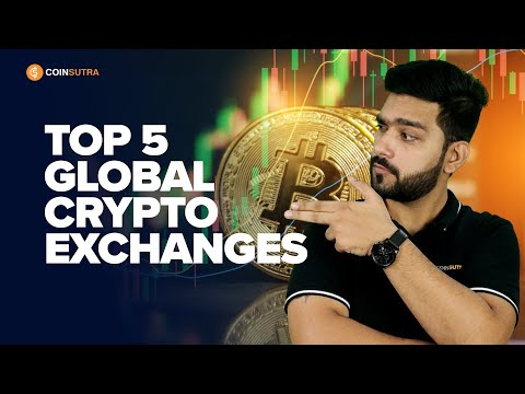 5 Best Global Cryptocurrency Exchanges   Top Crypto Exchanges