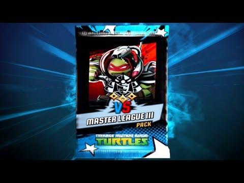 Teenage Mutant Ninja Turtles: Legends - RAPHAEL (SPACE) MASTER LEAGUE Pack