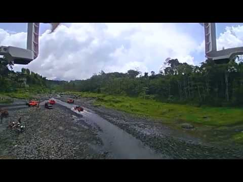 Jeep Lava Tour Mount Merapi Yogyakarta Aerial 360 Video By Evio Multimedia