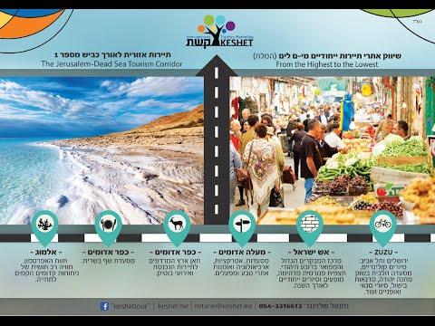 שנה טובה - תיירות מי-ם לים (המלח)