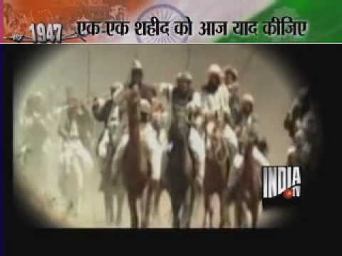 India's First War of Independence 1857
