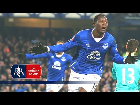 Everton 2-0 Chelsea - Emirates FA Cup 2015/16 (R6) | Goals & Highlights